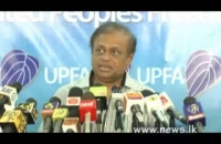 Hon susil premjayantha at SLAF press briefing