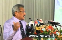 E.ID CARD PROJECT Hon: Ghotabaya rajapaksha speech 2014 12 04