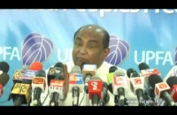 Hon Mahinda Yapa Abewardana at UPFA Press Briefing 17 12 2014
