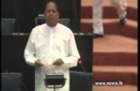 Hon. Sarath Amunugama budget 2015 (2014-11-24)
