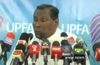 Hon. Min: John senevirathna SLFP PRESS BRIEFING 2014 12 04