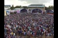Anuradahapura meeting gopro crowd shots