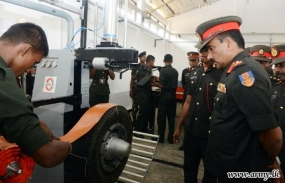Army gets new Tyre retreading facility