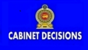 Decisions taken by the Cabinet of Ministers at the meeting held on 05-08-2015