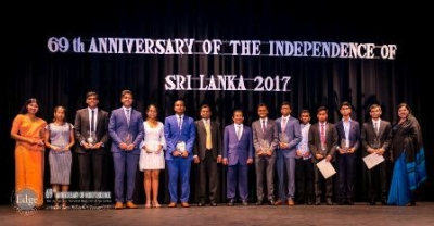 The 69th National Day of Sri Lanka celebrated in Melbourne