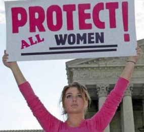 Protecting Women - The Greatest Contributor To Our Nation's Economy