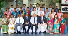 Sri Lankan Airlines welcomes its future leaders