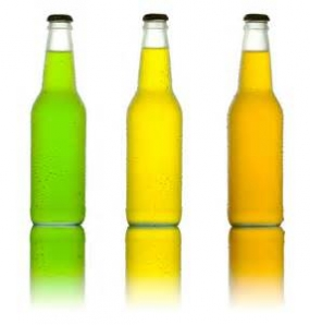 Colour code for sugary drinks