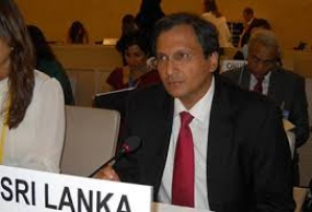 Draft resolution of core group violates Sri Lanka's constitutional provisions