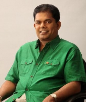 Minister Gayantha's Birthday today