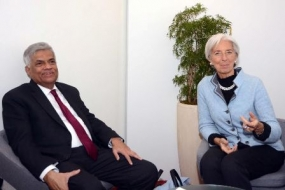 PM meets IMF Managing Director