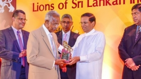 President presents Industrial Excellence Awards