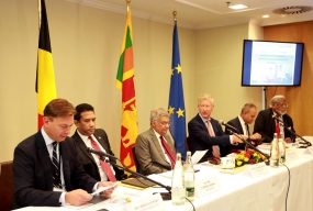 PM meets Brussels business community