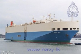 Naval assistance for daily operations at Hambantota Port