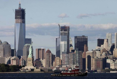 World Trade Center reopens