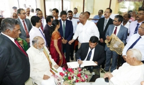 Establishing Consular Office in Jaffna Major Step by Foreign Ministry - Minister Bathiudeen