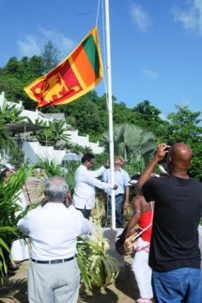 High Commission in Seychelles celebrated 69th Independence Day