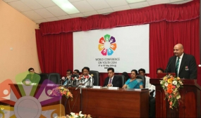 Media Ministry Launches the WCY 2014 Media Center