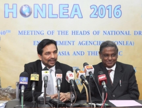 40th meeting of HONLEA in Colombo