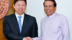 Top Chinese Communist Party office-bearers call on President