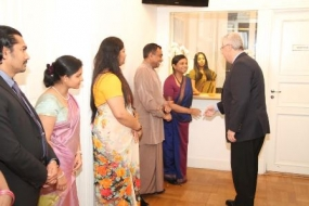 Sri Lankan Embassy in Stockholm celebrates 69th Anniversary of the Independence
