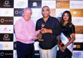 SriLankan Airlines crowned World's Leading Airline in Indian Ocean region