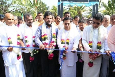 NTC opens first bus terminal in Northern Province