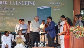 English translation of 'Mahawanshaya' launched