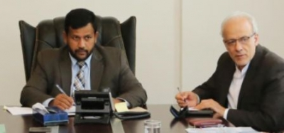 Sri Lanka readying high powered delegation to Tehran later this month