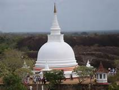 Most Sacred Relics from Pakistan exhibit in Anuradhapura