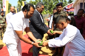 Winner of RRS Mission - V to receive new house