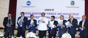 First Sri Lankan tourism management accreditation unveiled