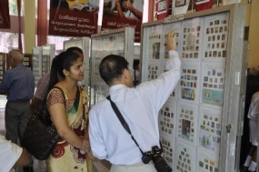 Stamp Fair from August 26-28