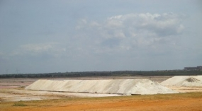 Lanka Salt Limited a profit making venture