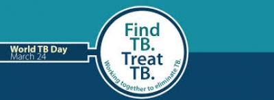 Find TB. Treat TB. Working together to eliminate TB