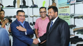 Sri Lanka's first footwear and leather hub rises in East