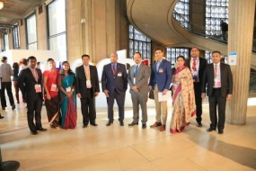 "Foreign Minister represents ""Open Government Partnership Summit"" in Paris"