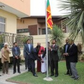 Sri Lankans celebrated National Day in Ethiopia