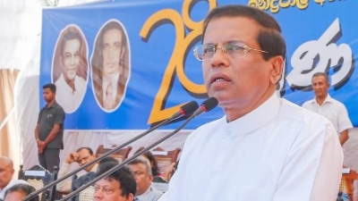 SLFP should walk through a populist and humanist path – President