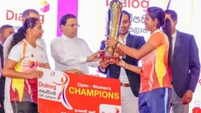 President's Gold Cup Volleyball Championship held