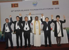 20th ITOP Forum held in Southern Sri Lanka
