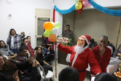 Christmas Celebrated at the Embassy of Sri Lanka in Israel