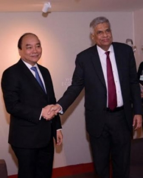 PM Wickremesinghe to sign MOUs during the Vietnam visit