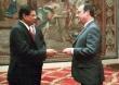 First Sri Lanka Ambassador to Andorra presents credentials