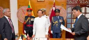 Priyasad Depp sworn in as new CJ