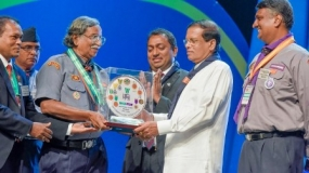 National Scout Award Ceremony under President's patronage
