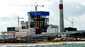 NARA studies Norochcholai plant hot water effect to the ocean