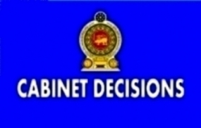 Decisions taken by the Cabinet of Ministers at its meeting held on 26-04-2016