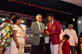 PM at St. Mary's prize giving ceremony