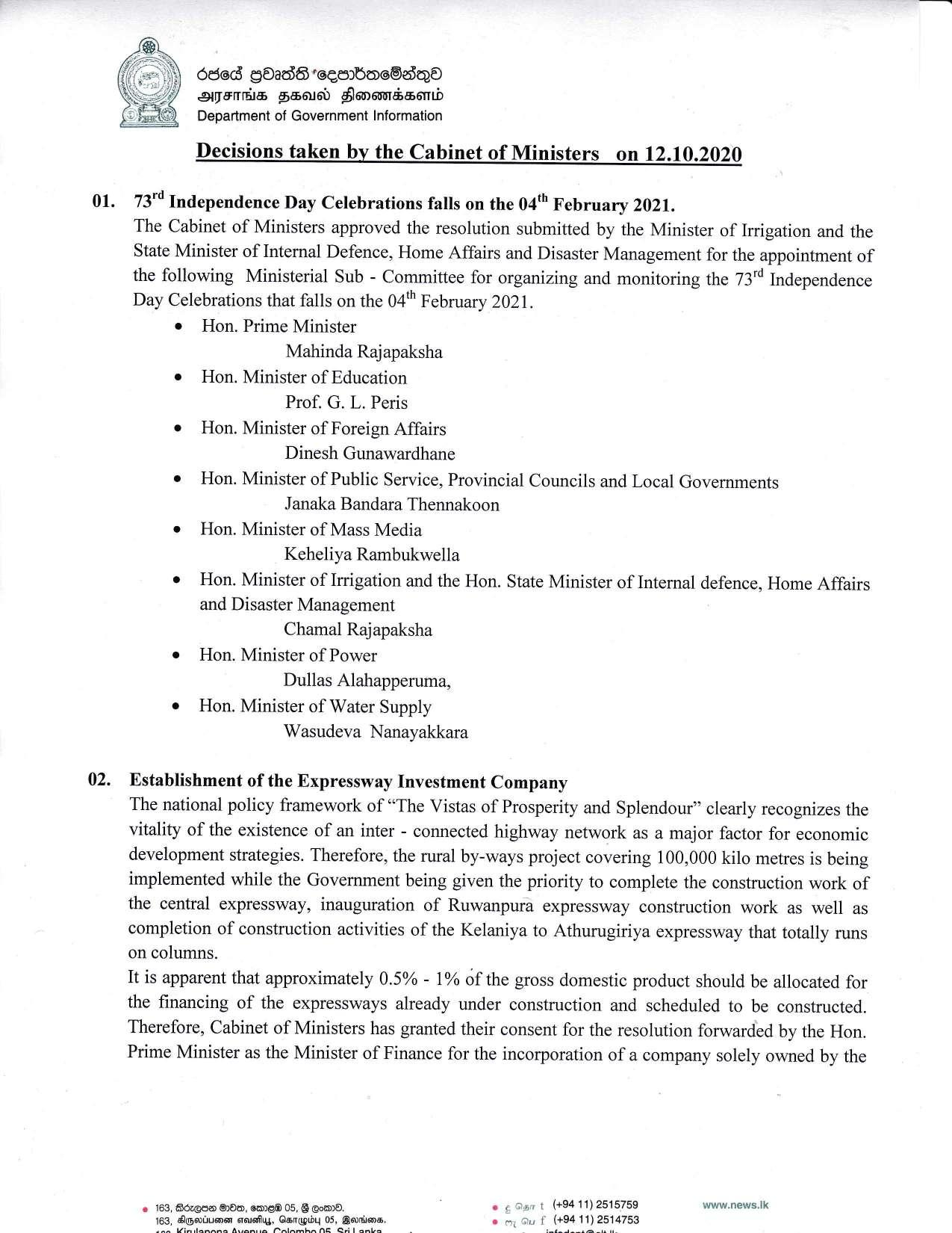 Cabinet Decision on 12.10.2020 English compressed page 001